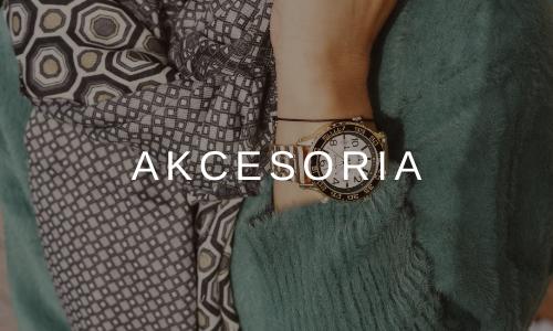 akcesoria - torebki, zegarki, okulary, szaliki damskie, biżuteria